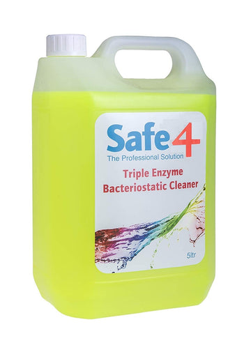 TRIPLE ENZYME INSTRUMENT CLEANER 5LT