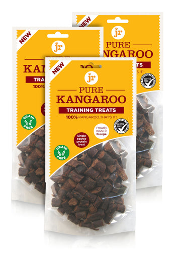 PURE KANGAROO TRAINING TREATS 85G