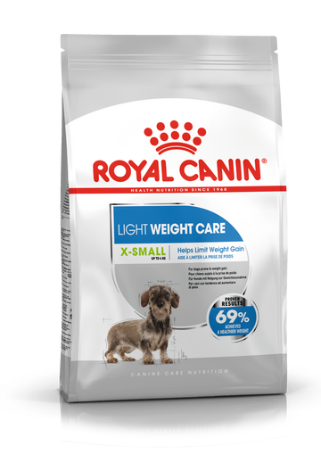 CANINE CARE NUTRITION XS ADULT LIGHT 1.5 KG