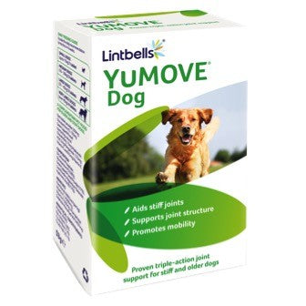 YUMOVE DOG 120 TABS