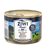 ZiwiPeak Beef Recipe Canned Cat Food