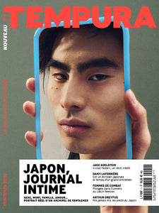 TEMPURA N°1 : JAPON, JOURNAL INTIME - Printemps 2020