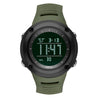 Digilog Suave Activewear Green Digital Multifunction Watch For Men & Boys