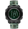 Digilog Special Ops Black & Green Camouflage Digital Multi Function Watch For Men & Boys