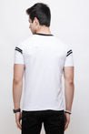 Wrath Effortless Charm White T-Shirt for Men & Boys
