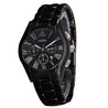 Addic Elegenant & Classy Black Dial Watch for Men's & Boys.