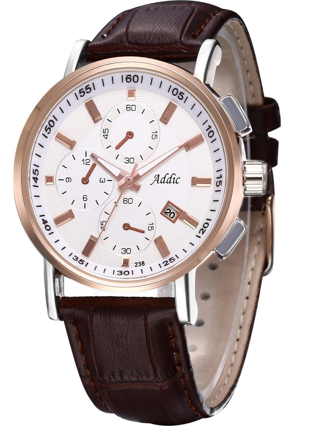 Addic Billion Dollar Club Formal Luxury Watch