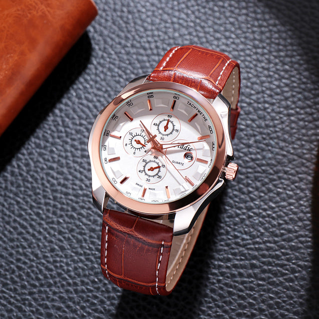 Addic Rosegold Dial Analogue Billionaire Limited Edition Watch for Men's & Boys.