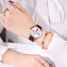 Modor Haute Couture Black Fashionista's Watch For Women & Girls