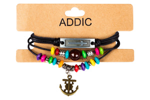 Addic Pirates Forever Rockstar's Men's Bracelet.