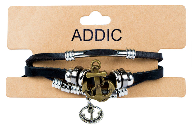 Addic Captain's Pride Sailor's Men's Bracelet.