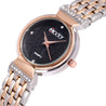 Modor Diva's Choice Dual Color Rose Gold Formal / Casual / Party Wear Multi Purpose Wrist Watch For Women & Girls