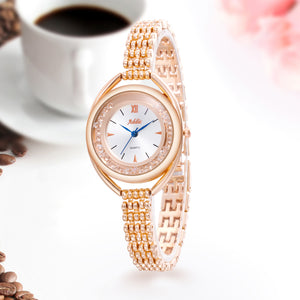 Addic Sizzling-Charm Rose Gold Girls & Women's Watch