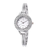 Addic BL Twinkle Stars Studded Silver Formal / Casual / Party Wear Multi Purpose Watch For Women & Girls.