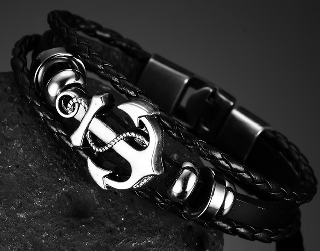 Addic Sail Away With This Deadly Anchor Bracelet
