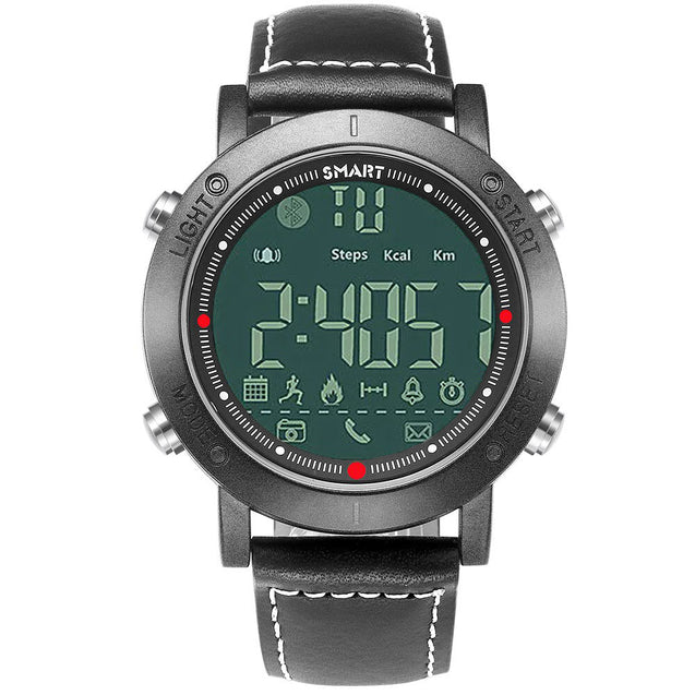 Wrath Smart Bluetooth Connected Black Dial Activewear Smart Watch (Pedometer, Call, Camera Operations, Calories, App Notifications & more -Andriod & iOS Apps available)