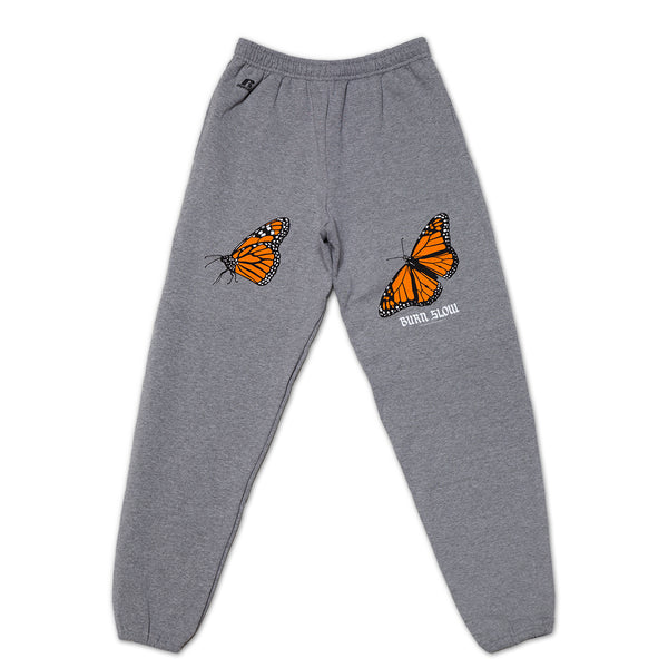 Butterfly Sweatpants <br><i>Oxford Grey</i>