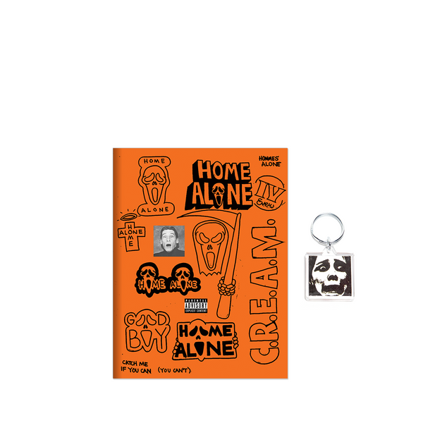 Home Alone Zine