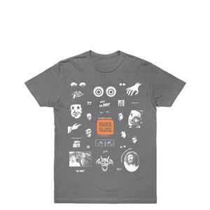 Strange World T-shirt <br><i>Warm Grey</i>