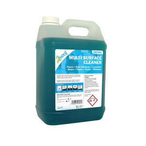 2Work Multi Surface Cleaner Concentrate 5 Litre 397 (BULK PACK 4)
