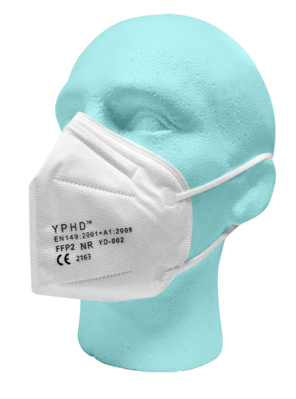 FFP2 Filtering Face Mask (non medical, without valve) from £1.50 each
