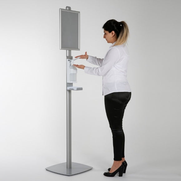Free-Standing Sanitising Station from £125 each
