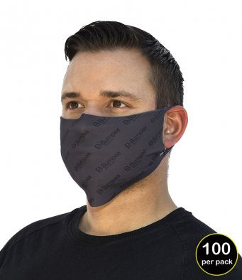 Bumpaa Anti-Viral Community Face Mask from £3.55 each (sold in packs of 100)