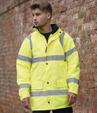 Warrior Nevada Hi-Vis Fluorescent Jacket from £31.00 each (pack of 6)