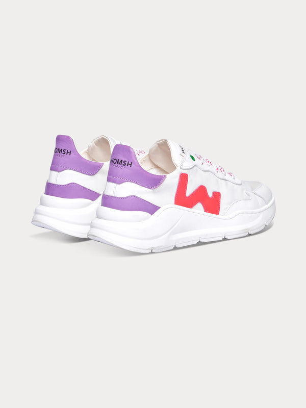 WAVE WHITE FUXIA