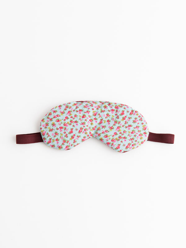 Eye Pillow  Flower Red