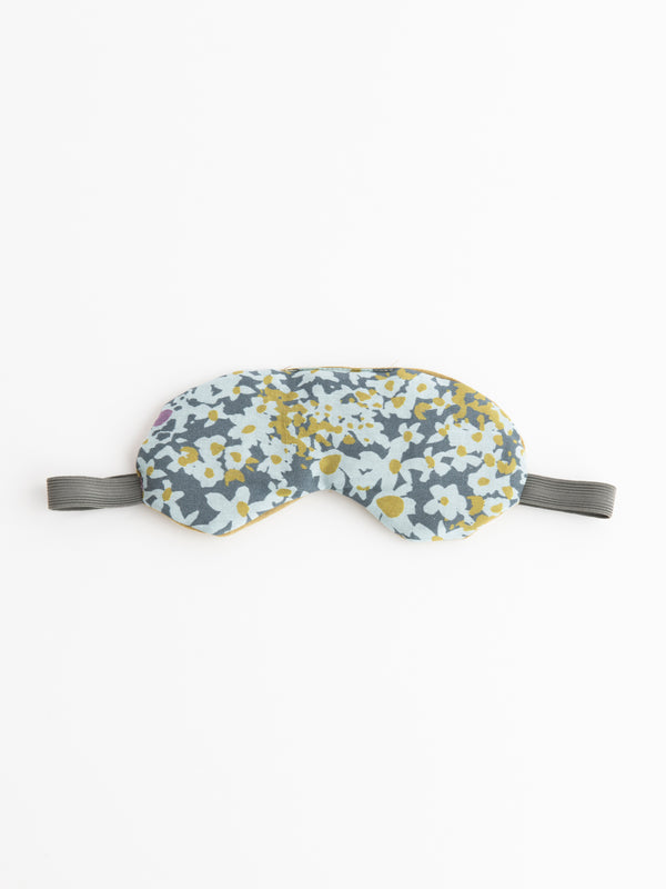Eye Pillow Green Flower