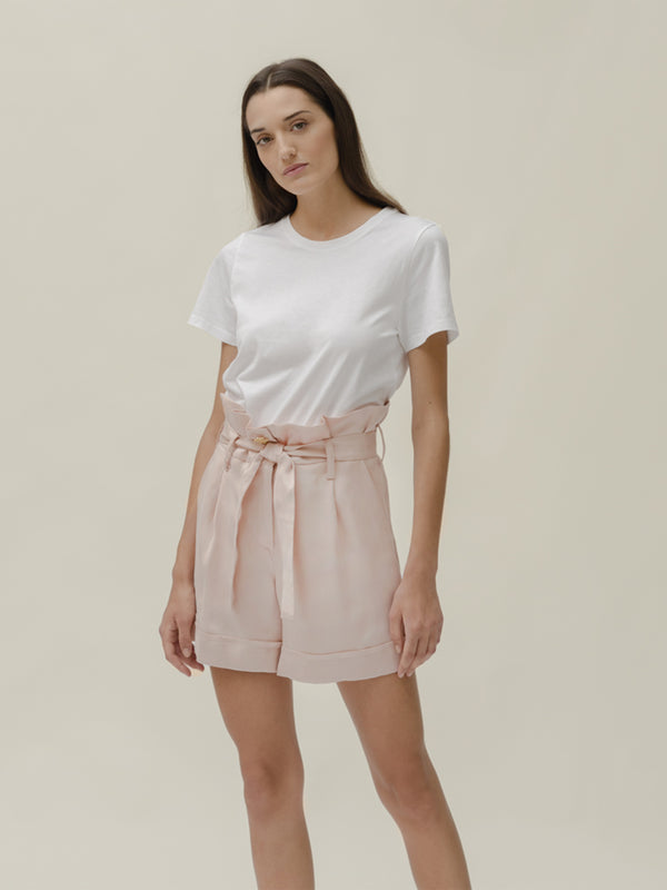 Candy Shorts Light Rose