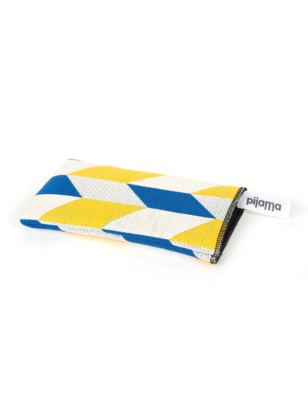 CUSTODIA PER IPHONE 12 / 12 PRO / 11 PRO / XS / X OPTICAL FLAG MUSTARD