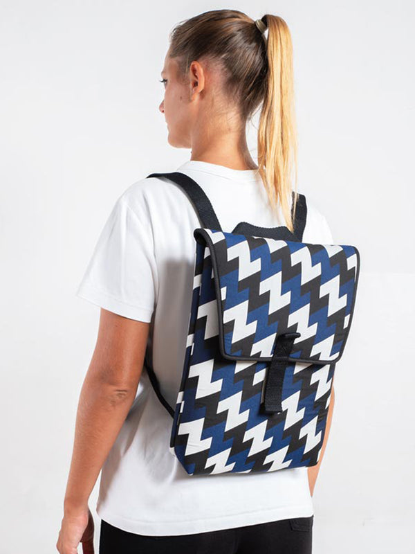 ZAINO BACKPACK MINI HEROES ZZ BLUE