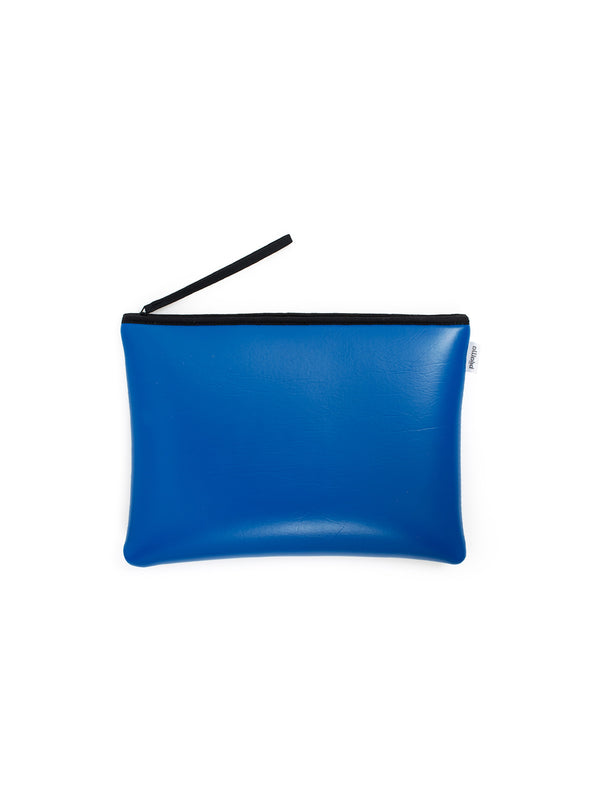 POCHETTE LARGE BOXE BLUE