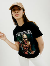 T-SHIRT IRON MAIDEN TESCHIO