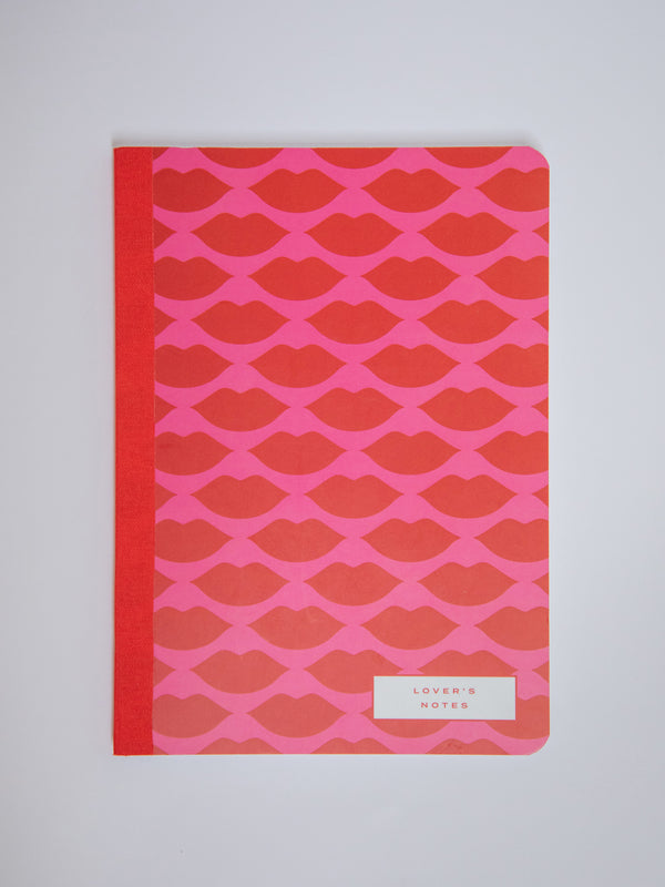 Write Sketch & x Sample Lover - Notebook A5