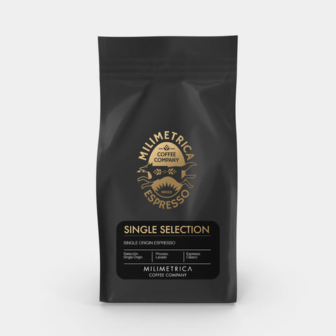 SINGLE ORIGIN ESPRESSO