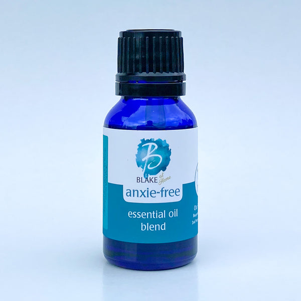 Anxie-Free Essential Oil Blend