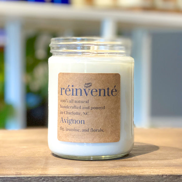 Avignon Soy Wax Candle