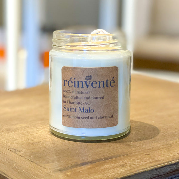 Saint Malo Soy Wax Candle