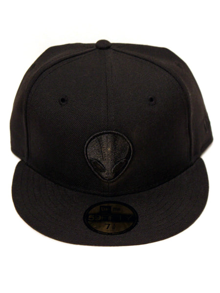 Las Vegas 51s Alien Black Fitted