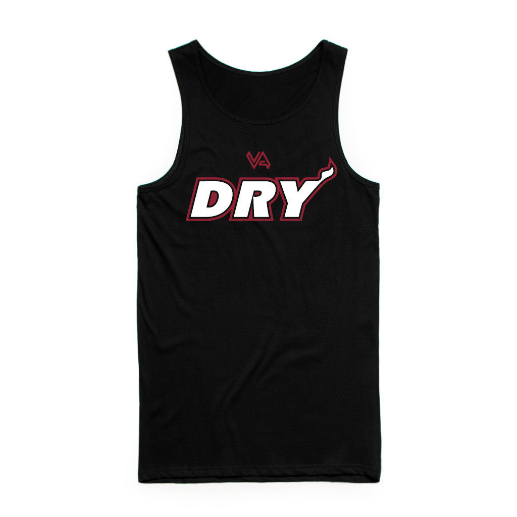 Dry Heat Black Tank Top
