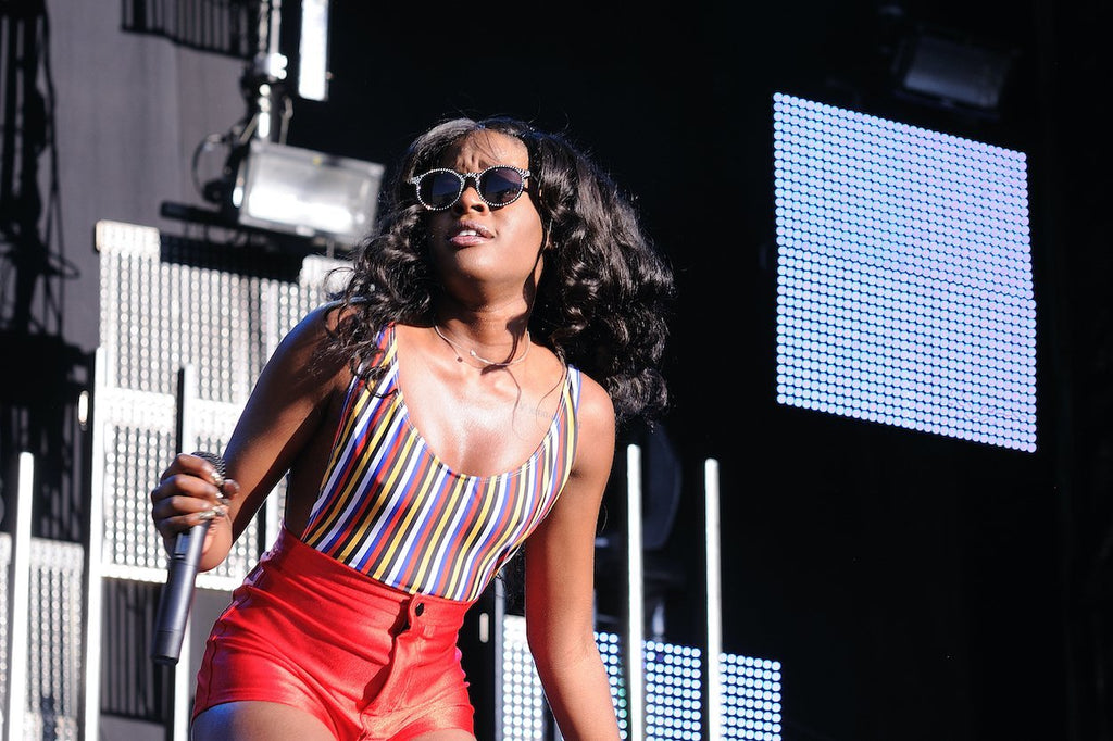 Azealia Banks Twitter Rant Was A Fake Account The Music Industry Report INC.
