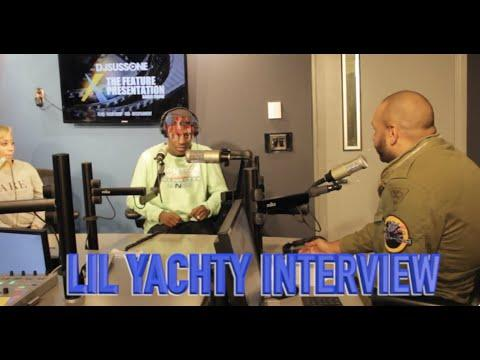 Lil Yachty Talks About Lil Wayne Not Knowing Who He Was And More