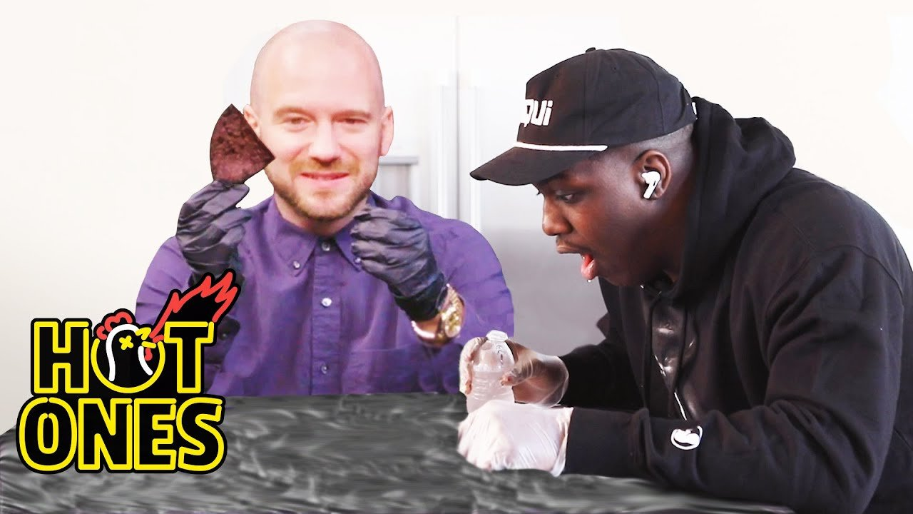 Lil Yachty ate the Spiciest Chip in the World