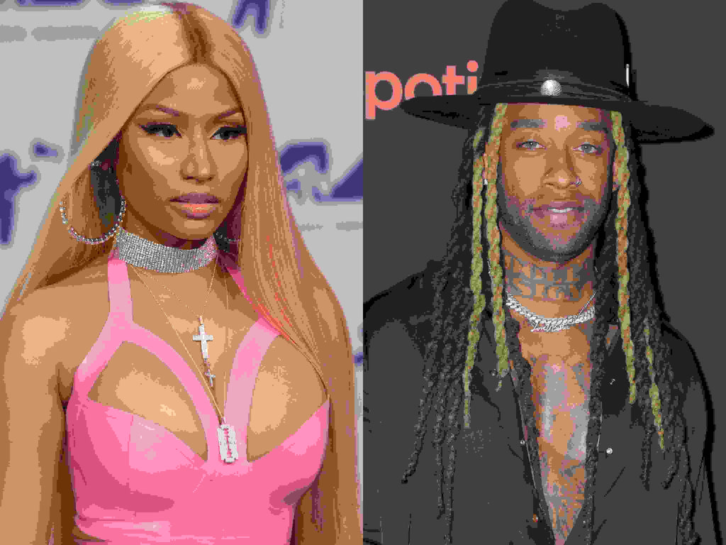 Ty Dolla Sign And Nicki Collab Coming Soon The Music Industry Report INC.