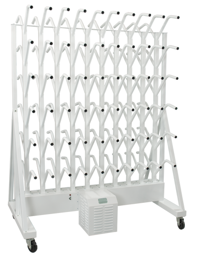 Boot Dryer, 60 pair (120 boots) Portable, double sided, Models: P60 & P60E, E Version for high top boots (16