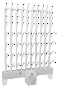 Combo: Boot + Glove Dryer: 20 pair boots (40 boots) + 20 pair gloves (40 gloves) Model: W20/20