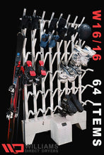 Load image into Gallery viewer, W16/16 | Wall mounted 16 pr boot & 16 pr glove dryer (32 boots & 32 gloves TOTAL) - Prices start at: